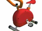 Тренажер детский механический Велотренажер Moove&Fun TFK-02 / SH-02
